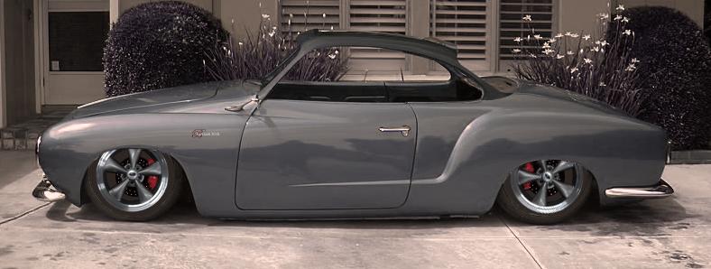 Basilari 306R - latest mockup feature 17x8 Bullit wheels.